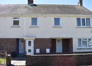 Thumbnail 2 bed flat for sale in Heol Dyfatty, Burry Port