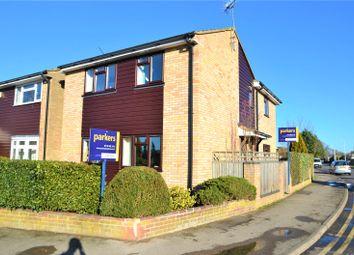 Thumbnail 3 bed detached house for sale in City Road, Tilehurst, Reading, Berkshire