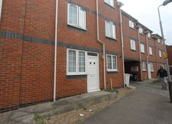 Thumbnail 2 bed maisonette to rent in Dartford Road, Leicester