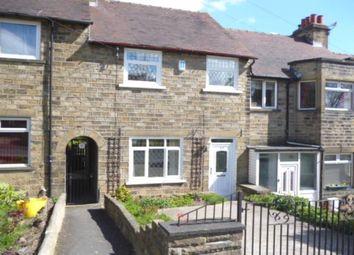 Thumbnail 3 bedroom terraced house for sale in Woodhouse Avenue, Fartown, Huddersfield