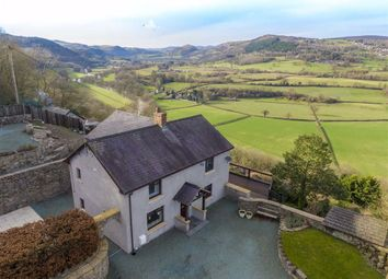 Thumbnail 4 bed detached house for sale in Pleasant View, Froncysyllte, Llangollen
