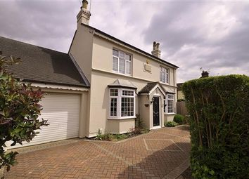 Thumbnail 3 bed detached house for sale in Osborne Road, Willesborough, Ashford