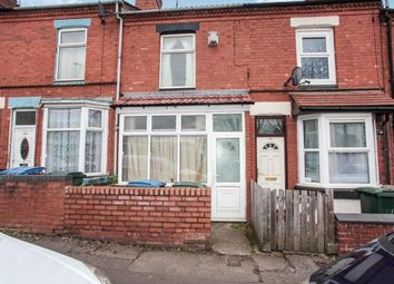 Thumbnail 3 bedroom terraced house for sale in Eagle Street, Foleshill, Coventry, West Midlands