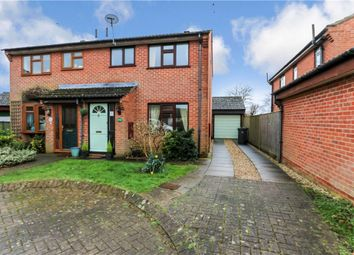 3 bed semi-detached house for sale in The Tyleshades, Romsey, Hampshire SO51
