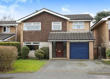 Thumbnail 4 bed detached house for sale in Rydal Close, Holmes Chapel, Cheshire
