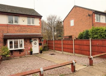 Thumbnail 2 bed semi-detached house for sale in Hexon Close, Salford