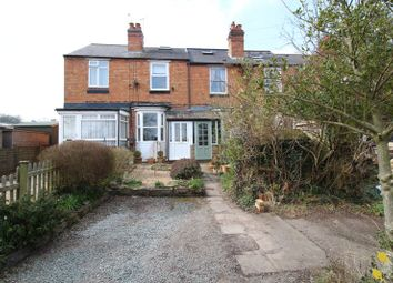 Thumbnail 2 bed terraced house for sale in Rear Cottages, Withybed Green, Alvechurch