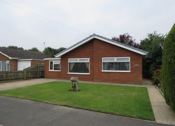 Thumbnail 3 bed detached bungalow for sale in Lancaster Drive, Long Sutton, Spalding