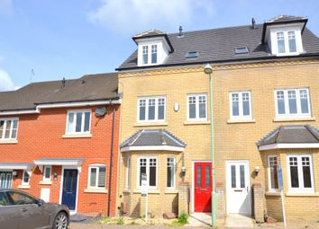 Thumbnail 3 bedroom town house to rent in Bellings Road, Haverhill