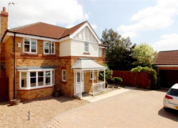 Thumbnail 4 bedroom detached house for sale in Tadman Close, Beverley