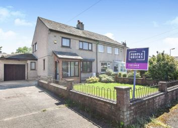 Thumbnail 3 bed semi-detached house for sale in Honister Road, Whitehaven