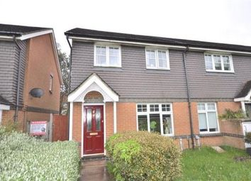Thumbnail 3 bed end terrace house for sale in Pakenham Road, Bracknell, Berkshire
