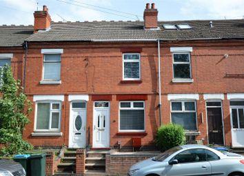 2 bed terraced house for sale in Hearsall Lane, Earlsdon, Coventry CV5