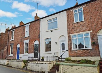 Thumbnail 2 bed terraced house for sale in Sandy Lane, Boughton, Chester