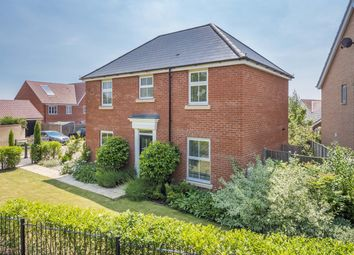 Thumbnail 4 bedroom detached house for sale in Ann Strutt Close, Hadleigh