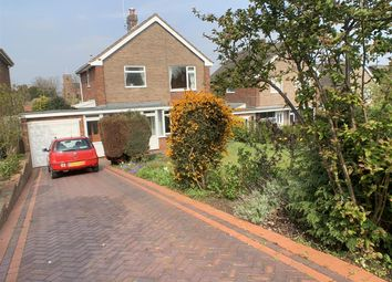 Thumbnail 3 bed detached house for sale in Balmoral Road, Stafford