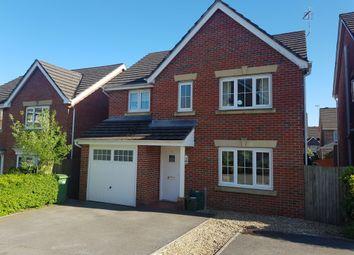 Thumbnail 4 bed property to rent in Barnard Way, Church Village, Pontypridd