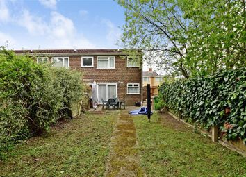 Thumbnail 2 bed end terrace house for sale in Cheriton Way, Maidstone, Kent