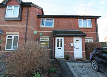 Thumbnail 1 bedroom terraced house for sale in Wensum Drive, Didcot