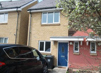 Thumbnail 2 bed semi-detached house to rent in Snowden Hill, Northfleet, Gravesend, Kent