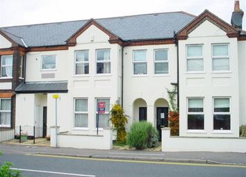 Thumbnail 2 bed flat to rent in Camp Road, St Albans