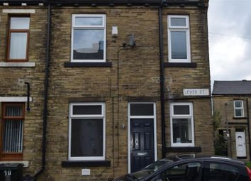 Thumbnail 2 bed end terrace house for sale in Lever Street, Wibsey, Bradford