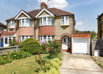 Thumbnail 3 bed semi-detached house for sale in Worple Close, Harrow, Middlesex