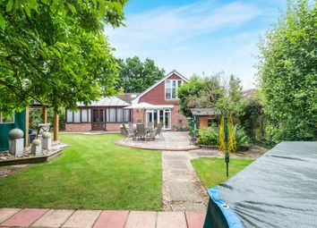 Thumbnail 4 bed bungalow for sale in Rownhams Lane, North Baddesley, Southampton