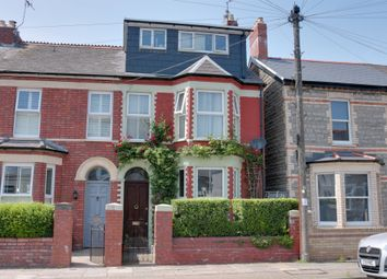 Thumbnail 4 bed end terrace house for sale in High Street, Penarth