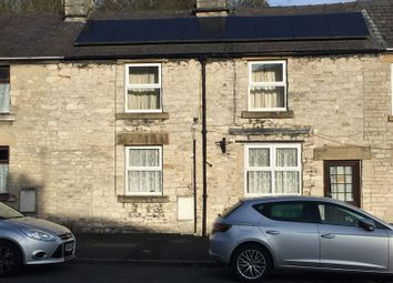 Thumbnail 3 bed terraced house for sale in Queen Street, Tideswell, Buxton