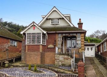 Thumbnail 2 bed detached bungalow for sale in Fernlea Grove, Weston Coyney, Stoke-On-Trent