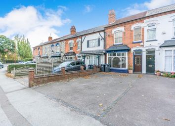 Thumbnail 3 bed terraced house for sale in Yardley Road, Yardley, Birmingham, West Midlands