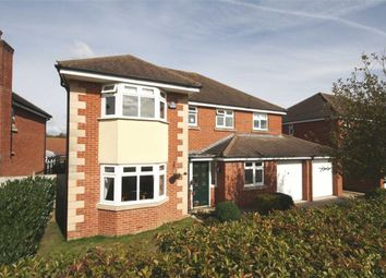 Thumbnail 5 bed detached house for sale in Portal Close, Chippenham, Wiltshire