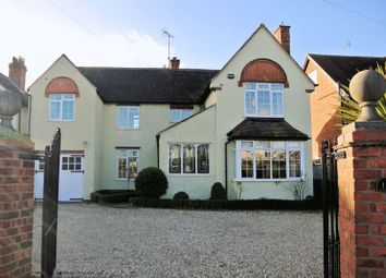 Thumbnail 4 bedroom detached house for sale in Tewkesbury Road, Longford, Gloucester