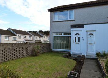 Thumbnail 2 bed flat for sale in Glen Almond, St. Leonards, East Kilbride