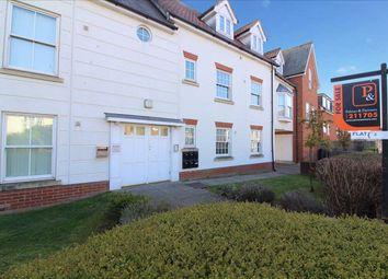 Thumbnail 1 bedroom flat for sale in Alan Road, Ipswich
