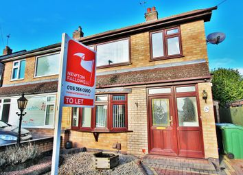 3 bed semi-detached house to rent in Rockhill Drive, Mountsorrel, Loughborough LE12