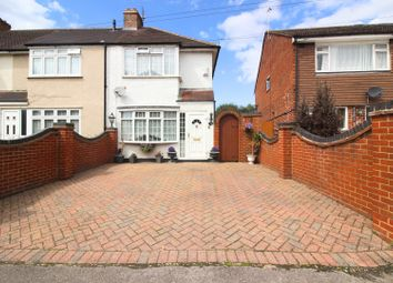 Thumbnail 2 bed semi-detached house for sale in Long Lane, Staines-Upon-Thames
