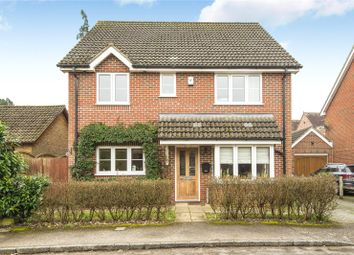 Thumbnail 4 bed detached house for sale in Meadowcroft Close, Otterbourne, Winchester, Hampshire