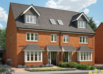"""""""The Willow"""" at Field End, Witchford, Ely CB6. 4 bed terraced house for sale"""