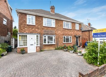 Thumbnail 3 bed semi-detached house for sale in Ridgeway Crescent, Orpington