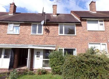 3 bed terraced house for sale in Corfe Close, Quinton, Birmingham, West Midlands B32
