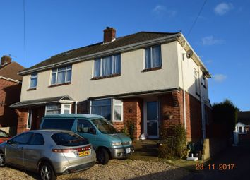 Thumbnail 3 bed semi-detached house to rent in Gardner Road, Christchurch