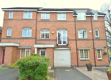 Thumbnail 3 bed town house for sale in Great Farley Drive, Northfield