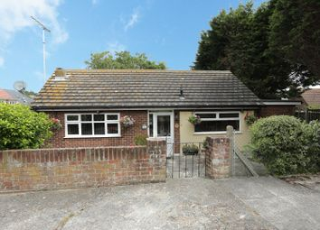 Thumbnail 2 bed detached bungalow for sale in Vere Road, Broadstairs