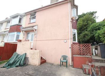 Thumbnail 3 bed end terrace house for sale in The Gurneys, Paignton