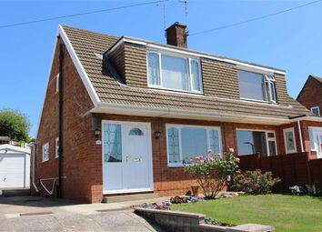 Thumbnail 3 bed semi-detached house for sale in Bro Dawel, Dunvant, Swansea