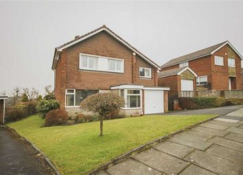 Thumbnail 4 bed detached house for sale in Croasdale Avenue, Burnley, Lancashire