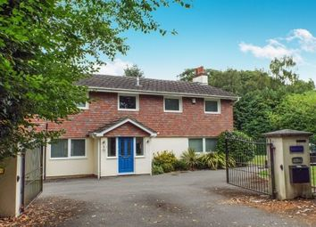 Thumbnail 5 bed detached house to rent in Grange Drive Otterbourne, Winchester