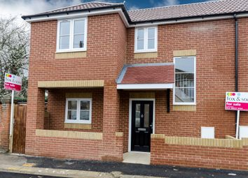 Thumbnail 3 bed end terrace house for sale in Avenue Road, Portswood, Southampton